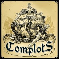 Complots Cover by naiiade