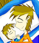 Sleeping With My Son by InvaderOfFandoms