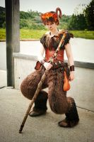 New Faun in Town by Theriza