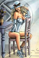 emma Frost 01 by Remixion