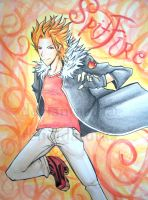 Spitfire of Air Gear by RenOfDaTurks
