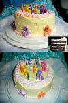 MLP Cake by sioranth