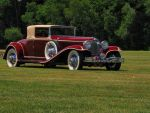 1930 Cord Model L29 Convertible Coupe by davincipoppalag