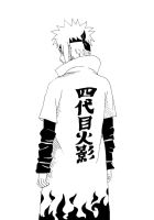 Fourth Hokage by TheFresco