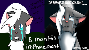 5 Months by skyfeather0066