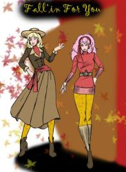 Fall'n For You by jemaholics