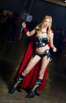 Lady Thor 1 by Insane-Pencil-Too