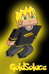 GoldSolace by Love-The-Flapjacks