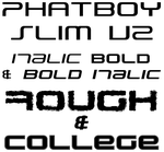 Phatboy Slim by tracertong