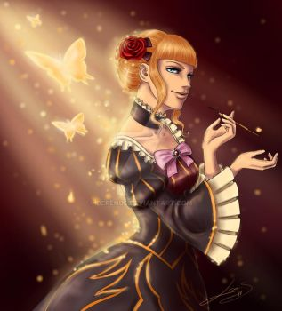Beatrice by Berende