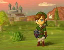 Mini Link by kozmica64