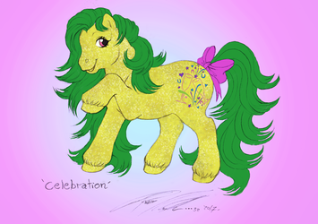 Celebration by moonfeather