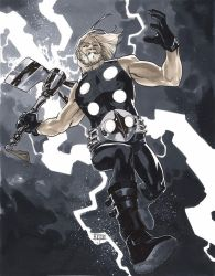 Ultimate Thor - LSCC 2013 Pre-Show Commission by MahmudAsrar