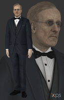 BAK Alfred Pennyworth by thePWA