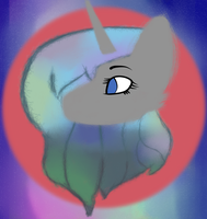 new youtube avatar.. :\ by mlpprincessalpha