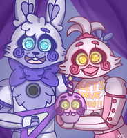 The Missing Funtimes! by FuntimeRobotics