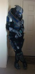 Mass Effect 3 - Garrus Cosplay by Nightlyre