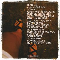 Lead us and guide us by heisamazing