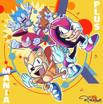 MANIA PLUS by PoisonLuigi