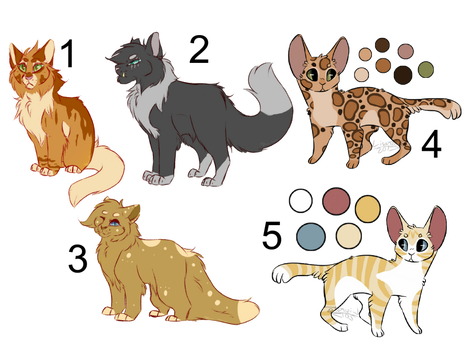 Open lowered collab adopts by Amiliyah-adopts