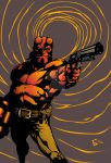 Hellboy Colours