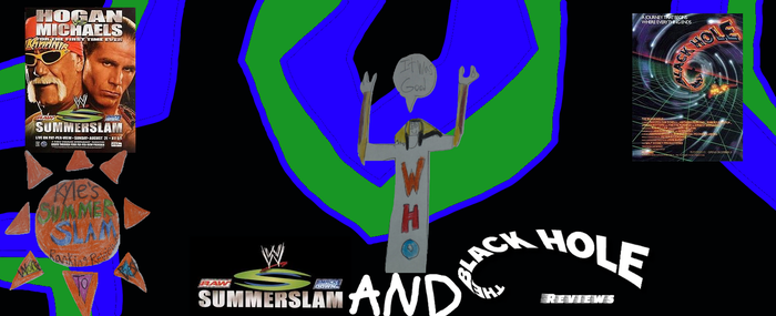 10) SummerSlam 2005 Review by DraginKYle44