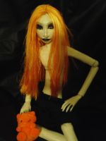 ginger narcissus by Dollysmith