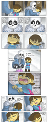 Regret - Page 2 (Undertale comic) by BroGirl62