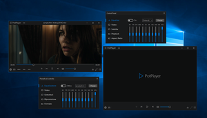 Modern W10 Skin for PotPlayer by mr-web