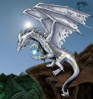 SpironX - Santificius - dragon by ShadowDragon22