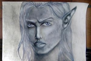 Drizzt Do'Urden by DamnedBorn