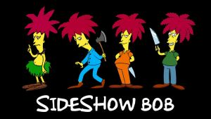 Sideshow Bob by JeffreyKitsch