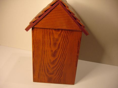 Bird House 3 by TrixiePooch
