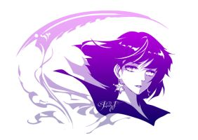 Sailor Saturn by Paddy-F