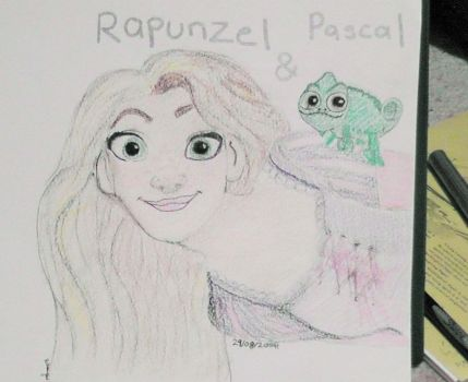 x Tangled x by inlovewithgingerss