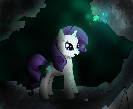 Rarity in the Dark by 4Shapr