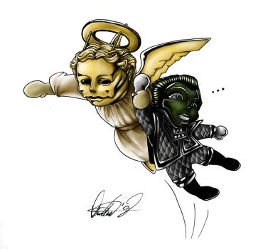 D84 Going to Voc Heaven by Marker-Mistress