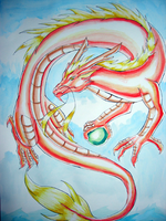 Dragon... by Slifer