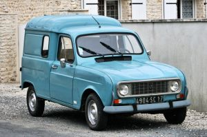 Renault R 4 by UdoChristmann