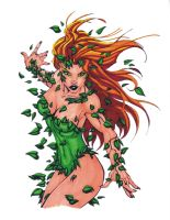 Poison Ivy Turner Markers by ESO2001