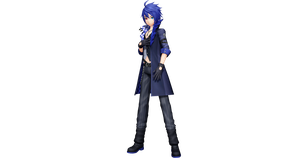 Project Diva X Majestic Stone Kaito by Luke-Flame