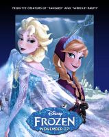 Frozen 2D Trailer Poster (Custom-made) by HKY91