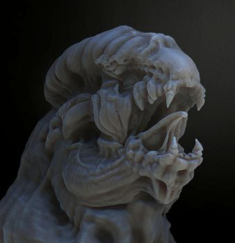 Creature first attempt *final* by sParzZ