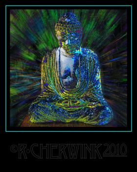 Buddha by rcherwink