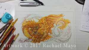 Amber Clarity Color WIP02 by rachaelm5