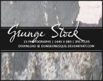 Grunge Stock Photos 1 by dungeonesque