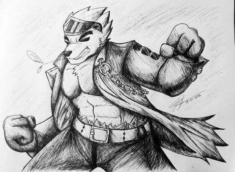 Bancho by icelucario