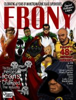 Ebony Icon Heroes by Cahnartist