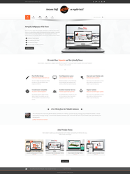 Pixel Industry Website by pixel-industry