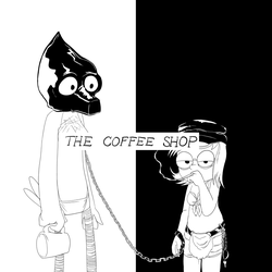 The Coffee Shop by YellowHellion